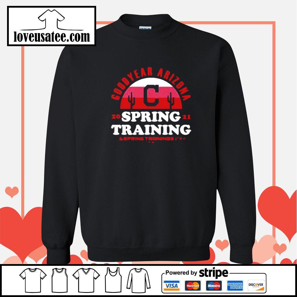 Goodyear Arizona 2021 spring training Cleveland Indians Sweater