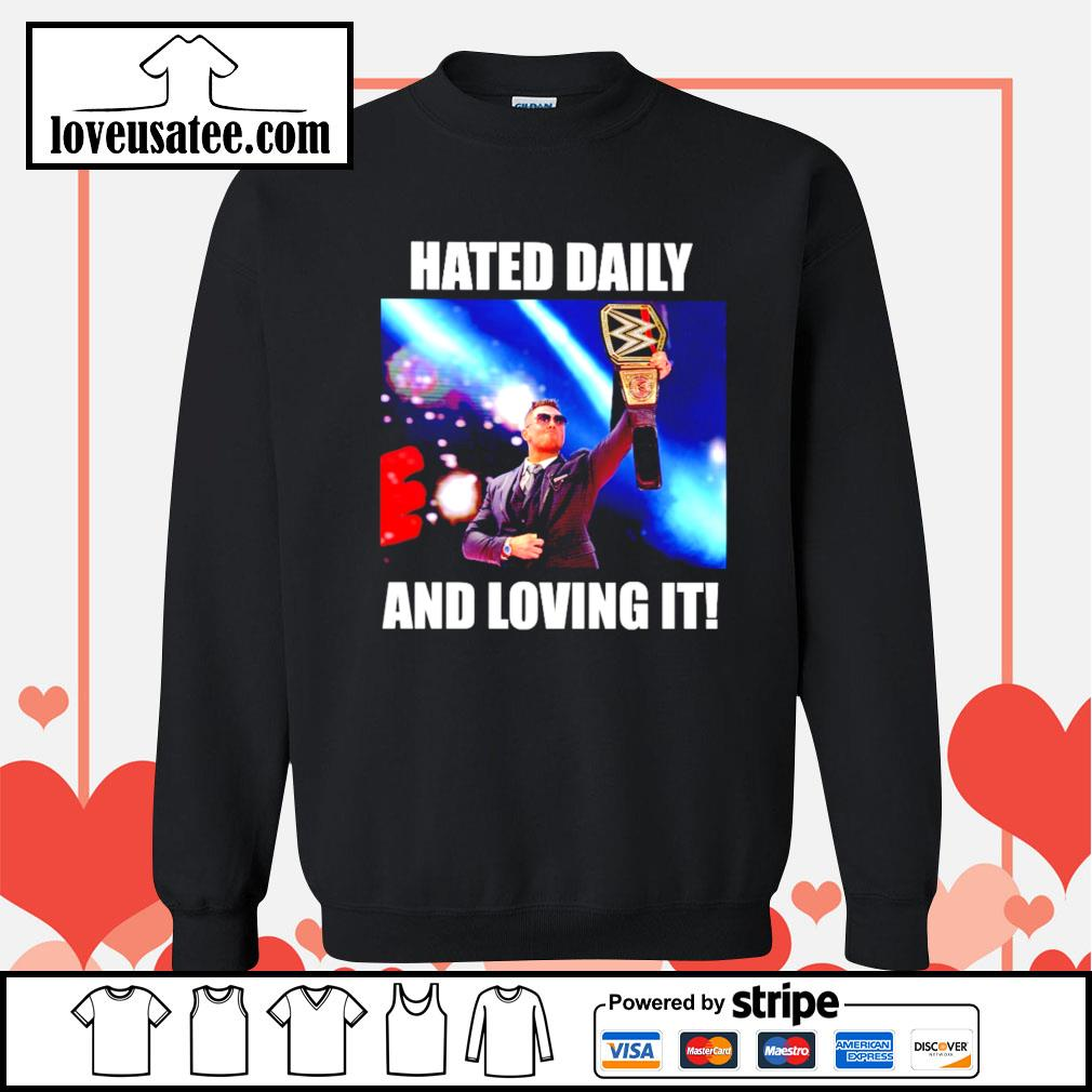 Hated daily and loving it Sweater