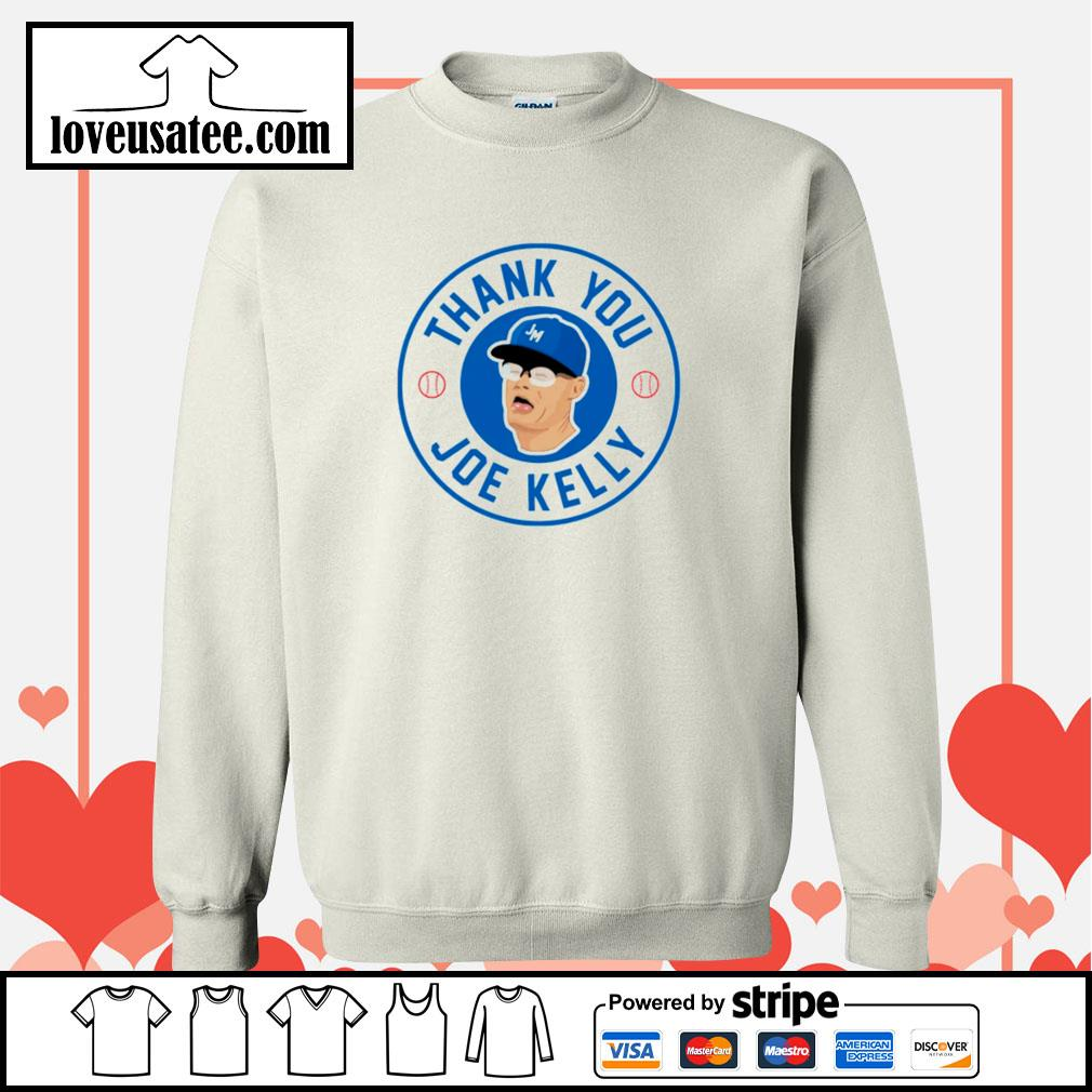 Thank you Joe Kelly s sweater