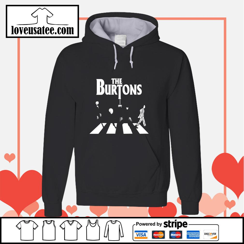 The burton abbey road s hoodie