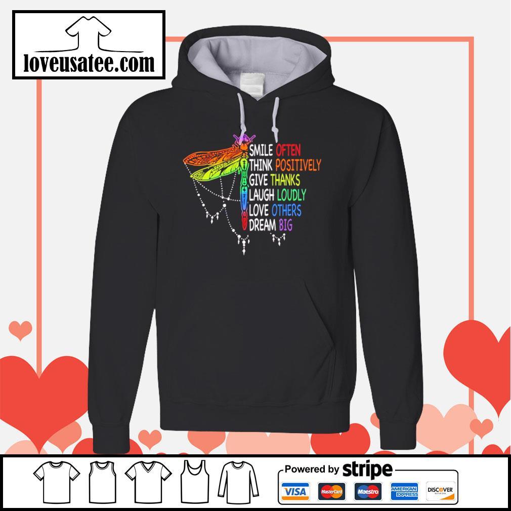 Purple Dragonfly Teens Pullover Hoodie Midweight Sweatshirt Windbreaker Hooded Shirts
